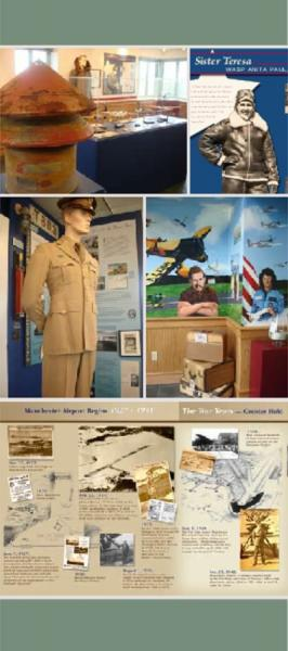 Aviation Museum brochure - page 2
