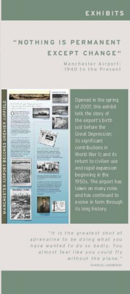 Aviation Museum brochure - page 3