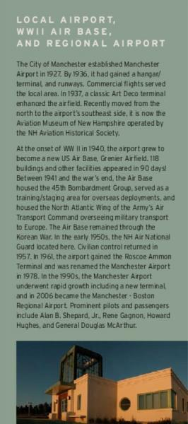 Aviation Museum brochure - page 4