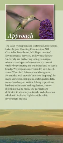 Lakes Region brochure - page 2